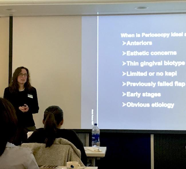 periodontal protocols presentation by Nicole Fortune